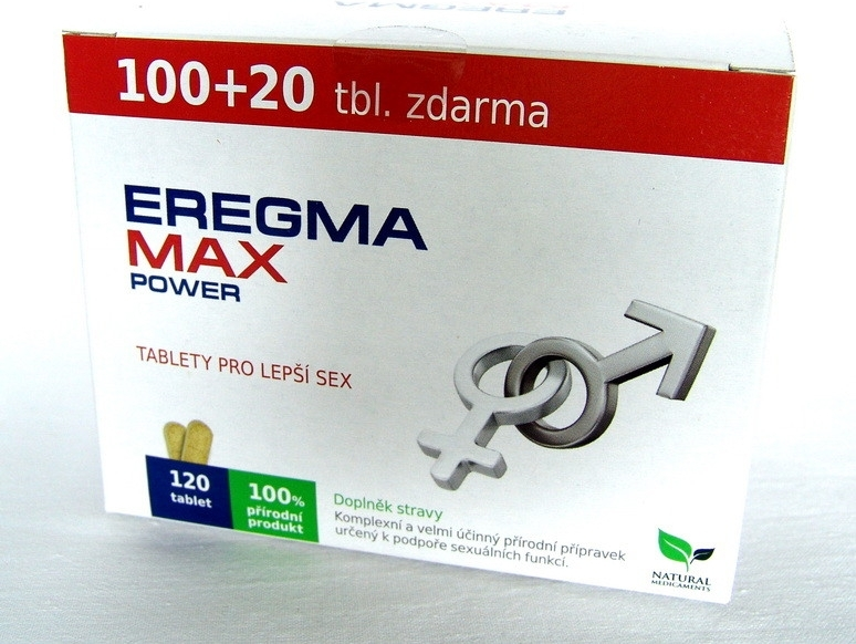 Eregma Max Power tbl100+20