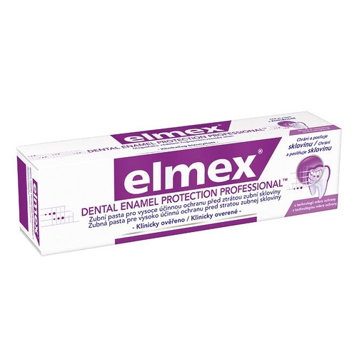 Elmex Dental Enamel Protection Profesional zubní pasta 75 ml