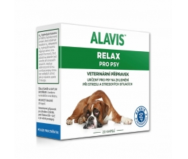 Alavis Relax 150mg/20cps