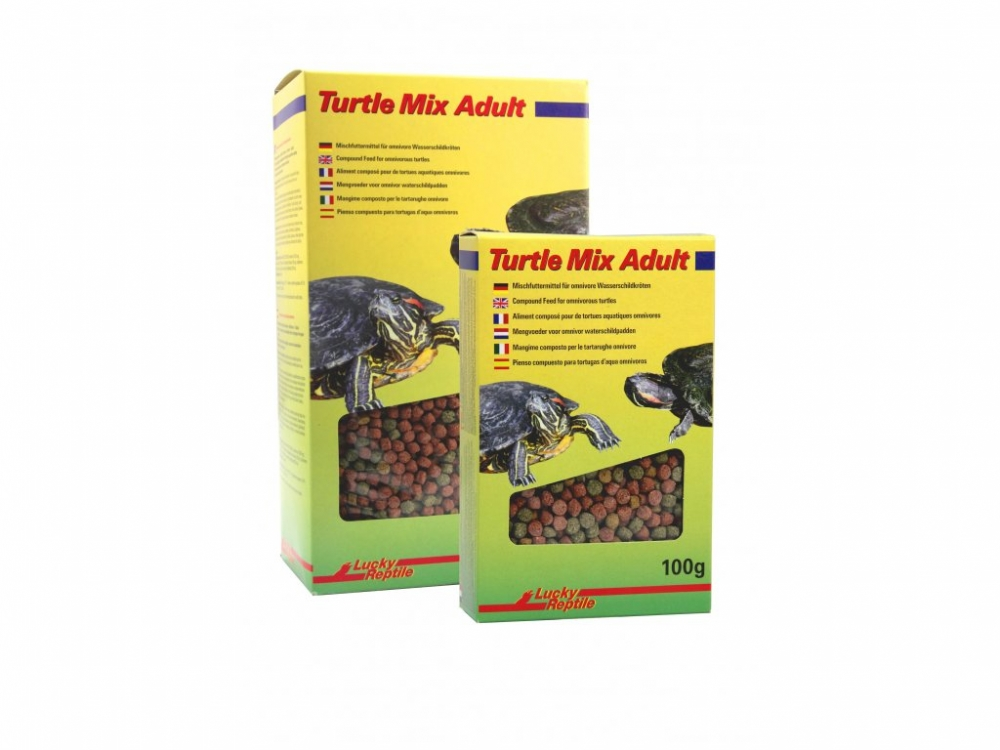 Lucky Reptile Turtle Mix Adult 200 g