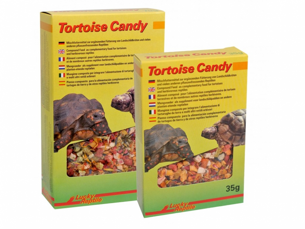 Lucky Reptile Tortoise Candy 70 g