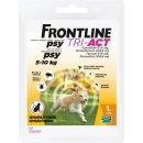 Merial Frontline TRI-ACT spot on Dog S 1 ml
