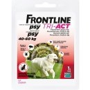 Frontline TRI-ACT spot on dog XL 1x6ml