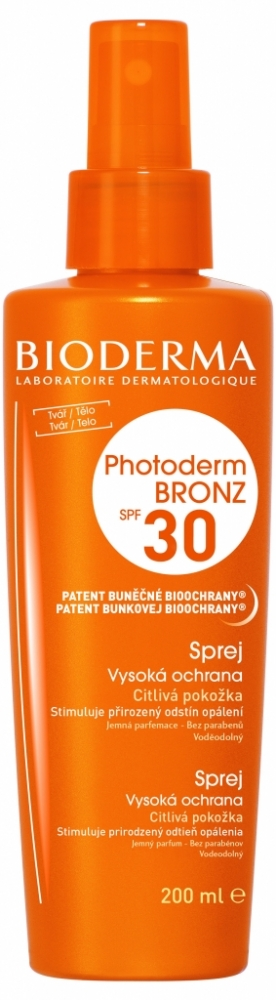 BIODERMA Photoderm Bronz Sprej SPF 30 200ml
