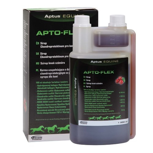 Orion Pharma Aptus Apto-Flex Equine vet sirup 1000ml