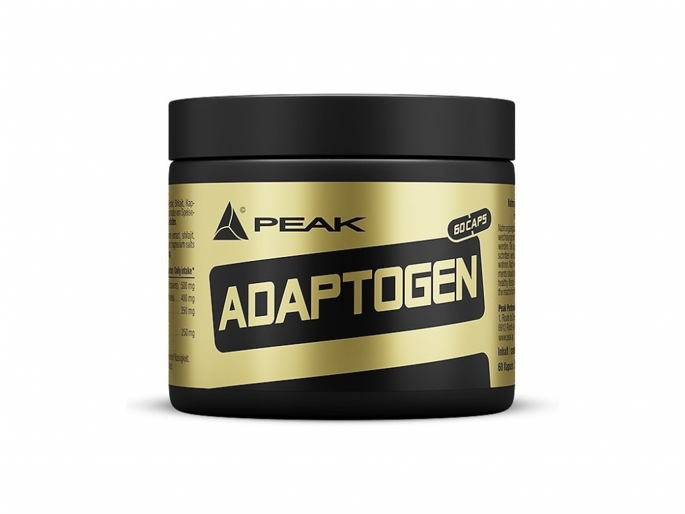 Peak Performance Adaptogen 60 cps
