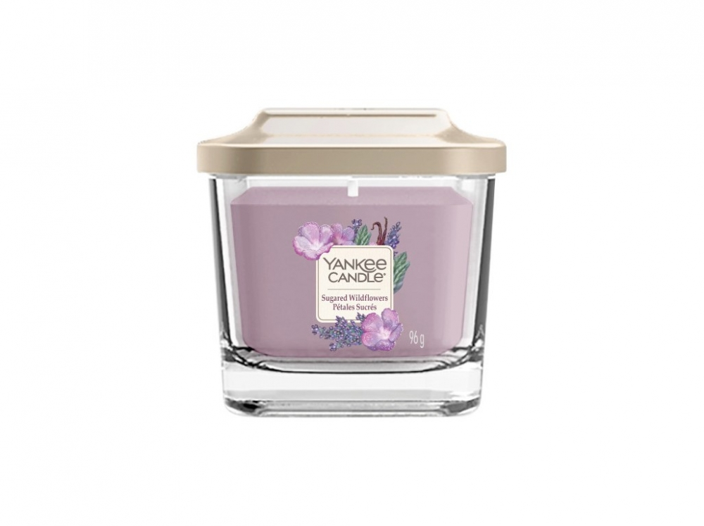 Yankee Candle Elevation - Sugared Wildflowers 96 g